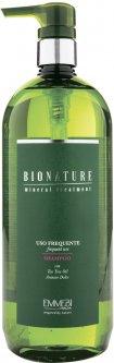 Шампунь для ежедневного применения Emmebi Italia BioNature Shampoo Uso Frequente 1 л (8057158890207)