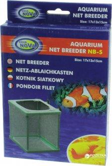 Отсадник для рыб Aqua Nova NB-S из сетки 17 х 13 х 15 см