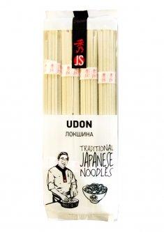 Лапша пшеничная JS Udon 300 г (4996445000124_4820179361056)