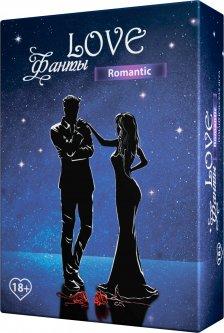 Настольная игра Bombat Game Фанты: Романтик (4820172800095)