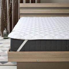 Наматрасник стеганый IDEIA Home Collection Comfort 160х200 см Белый (4820182655371)