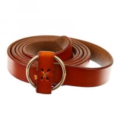 Пояс оранжевый с кольцом и крестом Usik (USUS4710000000000935)
