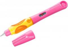 Ручка перьевая обучающая для правши Pelikan Griffix Berry Синяя Розовый корпус (805650)