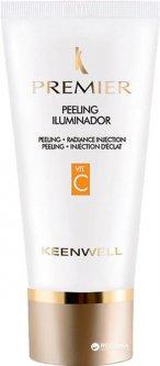Пилинг Keenwell Premier Инъекция сияния для всех типов кожи 60 мл (8435002100861)