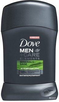 Антиперспирант-карандаш Dove Men+Care Свежесть минералов и шалфея 50 мл (46185181)