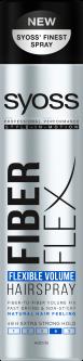 Лак для волос SYOSS Flexible Volume 4 фиксация 400 мл (4015100191462)