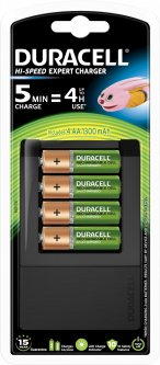 Зарядное устройство Duracell CEF15 (5000394120020)