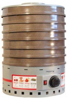 Сушилка для овощей и фруктов PROFITM ЕСП-02 Серый 20 л (PM20217005)