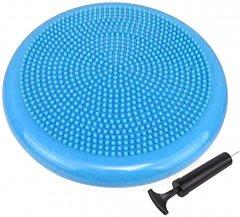 Массажная балансировочная подушка PowerPlay 4009 Синяя (PP_4009_Blue)