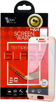 Защитное стекло ADPO для Samsung Galaxy A5 2017 Duos SM-A520 Pink-Gold (1283126475795)