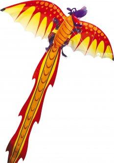 Воздушный змей Paul Gunther Дракон 3D (1136)