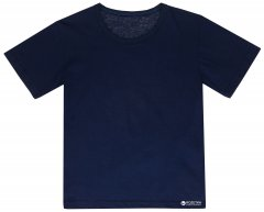 Футболка Atlet 000-154 146 см Темно-синяя (ROZ6205008377)