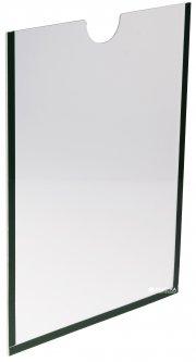 Карман плоский А5 вертикальный 150х210 мм (WiS-033)