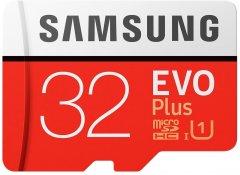 Samsung microSDHC 32GB EVO Plus UHS-I Class 10 (MB-MC32GA/RU)