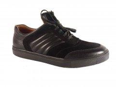 Туфлі Caman 76125-451 45 Чорний