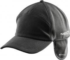 Бейсболка NEO Tools Черная (81-620)