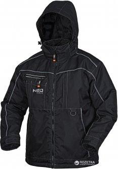 Куртка NEO Tools L Серая (81-570-L)