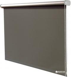 Ролета тканевая Деко-Сити Мини Термо 90 x 170 см Графит (38460090170)