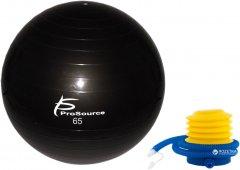 Гимнастический мяч ProSource Stability Exercise Ball 65 см Черный (PS-2206-sfb-65)
