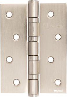 Петля дверная Paladii 100x75 мм универсальная 2 шт Сатин (ПП067)