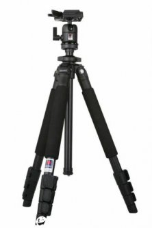 Штатив Benro KIT A-500EX+BH-1M (A500FBH1)