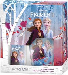 Набор для детей La Rive Frozen II Парфюмированная вода 50 мл + Гель для душа 250 мл (5901832062882)