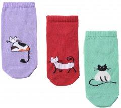 Набор носков Премьер Сокс 14В35/3В 36-40 3 пары Разноцветный (4820163318059)