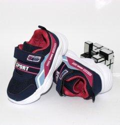 Кроссовки для девочек Alemy Kids 2367H 28 17.5см синий