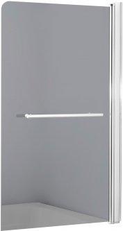 Шторка для ванны EGER 599-02R grey