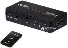 Видеокоммутатор ATEN VS381-AT 3-портовый HDMI