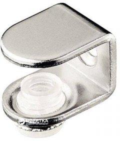 Полкодержатель для стеклянной полки Hafele Ø3 мм 20 шт (282.20.700)