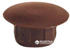 Заглушка отверстия Hafele D12/18 RAL8014 500 шт Темно-коричневая (045.00.136)