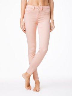 Ультракомфортні моделюючі джинси Conte Elegant CON-38C, 170-102, кораловий (1011010140010036)