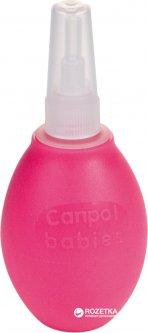 Аспиратор для носа Canpol Babies Розовый (9/119 Розовый)