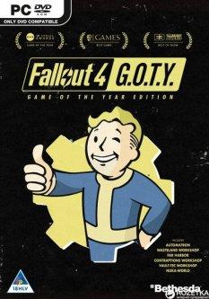 Fallout 4 GOTY для ПК (PC-KEY, русские субтитры, электронный ключ в конверте)