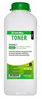 Тонер Colorway HP LJ Pro M102/M130/M203/M230 1 кг (TH-M102-1)