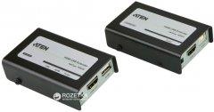 Видео-удлинитель ATEN VE803 по кабелю Cat 5 HDMI/USB (VE803-AT-G)