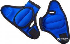 Утяжелители-перчатки ProSource Weighted Sculpting Gloves 0.45 кг 2 шт (PS-1160-gloves-blue)
