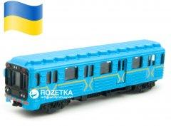 Модель Techno Park Вагон метро со светом и звуком на украинском языке (SB-17-19WB)