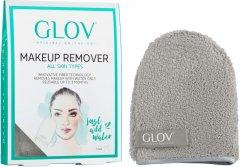 Рукавичка для снятия макияжа Glov On The Go Серая (5902768711349)