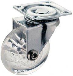 Мебельный ролик Hafele 50 мм для мягкой поверхности 75 кг 1 шт (661.75.420)