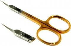 Ножницы маникюрные для кутикул Zauber-manicure 01-158G (4004904211582)