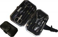 Маникюрный набор Zauber-manicure Premium MS-140 10 предметов (4004904001404)