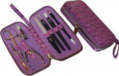 Маникюрный набор Zauber-manicure ZBR 048S 8 предметов (4004904000483)