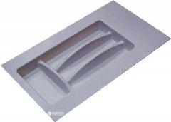 Лоток для столовых приборов Hafele пластиковый 300 мм Серый (556.46.501)
