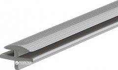 Соединяющий профиль для лотков Hafele пластиковый 505 мм Серый (556.46.590)