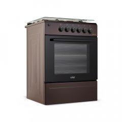 Комбинированная плита ARTEL Apetito 10-E Brown
