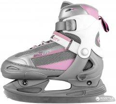 Коньки раздвижные MAXCITY ENIGMA Girl 30-33 Pink (23142403)
