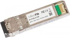 Модуль SFP MikroTik S+31DLC10D