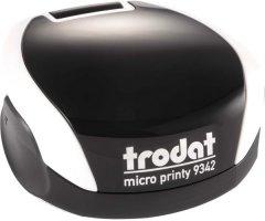 Оснастка для печати Trodat Micro Printy 9342 карманная диаметр 42 мм Белый корпус (190084588423)